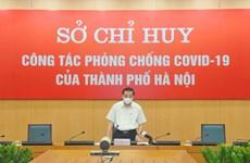 Hà Nội: Xử lý nghiêm tất cả các cơ quan vi phạm giãn cách xã hội