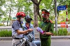 Những yêu cầu của Chủ tịch Hà Nội về tiếp tục giãn cách xã hội