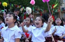 Hà Nội: Khoảng 1,3 triệu học sinh các cấp sẽ được giảm 50% học phí