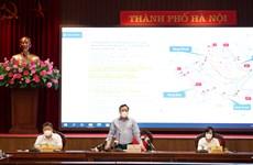 Hà Nội tiếp tục giãn cách sau ngày 6/9, đã tiêm vaccine cho 32% dân số