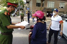 Hà Nội: Chi tiết các nhóm đối tượng sẽ được cấp giấy đi đường từ 6/9
