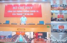 Hà Nội: Vùng 2, 3 có thể sản xuất-kinh doanh an toàn theo Chỉ thị 15