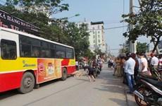 Hà Nội: Một nữ nhà báo tử vong do va chạm với xe buýt