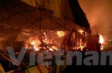 Con số thương vong do hỏa hoạn ở Hà Nội tăng vọt 9 tháng qua