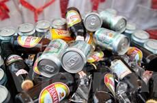 [Video] Không khí tưng bừng tại Lễ hội Bia 2014 của người Hà thành