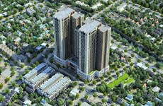 """Dự án tổ hợp chung cư Goldsilk Complex thu hút nhiều đối tác """"nặng ký"""""""