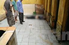 Hà Nội: Phát hiện xác một người đàn ông tại nhà vệ sinh công cộng