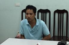 Hà Nội: Đã bắt được nghi phạm cướp có súng tại khu đô thị Ciputra