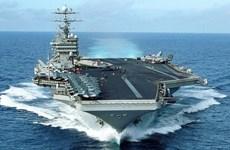 Mỹ điều tàu sân bay tới Philippines khắc phục hậu quả bão