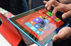 Máy tính bảng Nokia Lumia 2520 cập bến Mỹ từ 22/11