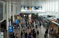 Hệ thống nhận dạng sinh học tại sân bay Brussels