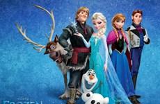 """Phim hoạt hình """"Frozen"""" thắng lớn trong dịp Lễ Tạ ơn"""