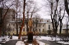 Trường viết văn Gorki kỷ niệm 80 năm ngày thành lập