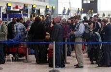 Sân bay lớn khắp nước Anh hỗn loạn vì sự cố kỹ thuật