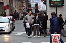 Gần 30% người dân Italy phải đối mặt với nghèo đói
