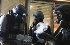 Nga chủ trì đàm phán về tiêu hủy vũ khí hóa học Syria