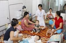 Trên 160 trẻ mẫu giáo nhập viện do ngộ độc thức ăn