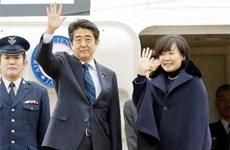Thủ tướng Nhật Bản công du Trung Đông và châu Phi
