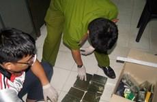 Nam Định triệt phá nhiều đường dây buôn bán ma túy