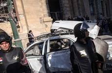 55 người thương vong trong vụ đánh bom xe tại Ai Cập