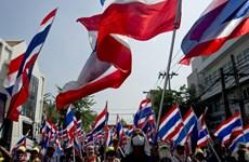 Chính phủ Thái Lan tỏ ý chấp nhận hoãn cuộc bầu cử 2/2