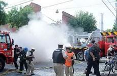 Chín nhân viên cứu hộ thiệt mạng khi dập lửa ở Argentina