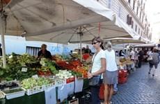 Chỉ số giá tiêu dùng ở Italy đã bắt đầu tăng trở lại