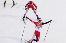 Olympic Sochi 2014: Đoàn Na Uy đã cán mốc 10 HCV