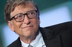Tỷ phú Bill Gates giành lại vị trí người giàu nhất thế giới