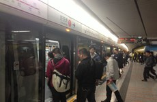Nghi vấn tàu điện ngầm Trung Quốc sản xuất chứa amiăng