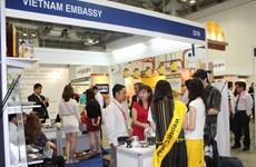 Doanh nghiệp Việt tham gia hội chợ càphê tại Singapore
