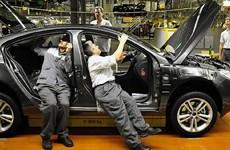 Kinh tế Đức khởi sắc để đương đầu khủng hoảng Ukraine