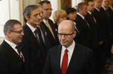 Chính phủ CH Séc được gần 45% người dân ủng hộ