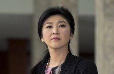 Bà Yingluck tuyên bố không có ý định từ bỏ chính trường