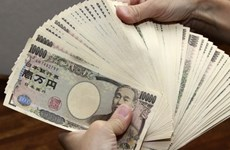 Tỷ lệ lạm phát ở Nhật Bản giảm, đồng yen tăng giá