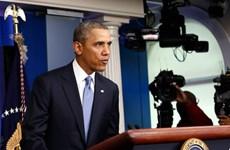 Tổng thống Mỹ giải thích về quyết định không tấn công Syria