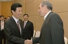 Mỹ hối thúc Nhật mở cửa thị trường thúc đẩy đàm phán TPP