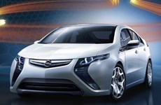 Thương hiệu Opel sẽ bán xe điện cỡ nhỏ vào năm 2017