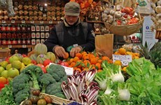 Nợ công của Italy cao ở mức kỷ lục 132% GDP