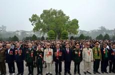 Ký ức Điện Biên sống lại trong câu chuyện cựu chiến binh