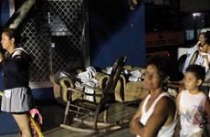 Hàng nghìn người Nicaragua sơ tán sau cảnh báo động đất