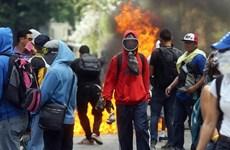 Venezuela: Nhiều sinh viên bị bắt giữ do biểu tình bạo lực