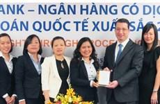 DongA Bank nhận giải thưởng từ ngân hàng BNY của Mỹ