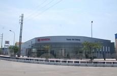 Toyota Việt Nam mở rộng hoạt động tại khu vực phía Bắc