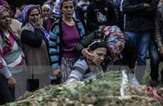 Công nhân Thổ Nhĩ Kỳ biểu tình sau vụ tai nạn sập hầm mỏ