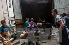 EU kêu gọi Nga hợp tác chấm dứt bạo lực ở Đông Ukraine