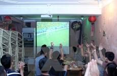 Người hâm mộ cả nước hào hứng cùng World Cup 2014