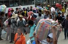 Thái Lan dập tắt tin đồn đối xử tệ người nhập cư Campuchia