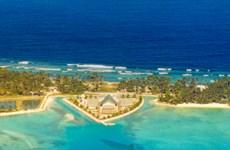 Nước biển dâng cao đe dọa các quốc đảo Thái Bình Dương