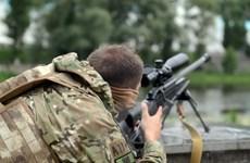 Ukraine tố cáo lực lượng ly khai vẫn tiếp tục nổ súng